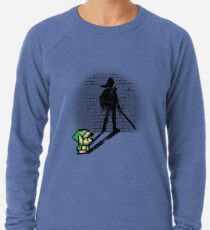 Eine Legende werden - Link Leichter Pullover