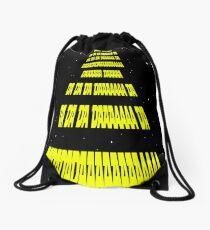 Phonetic Star Wars Drawstring Bag