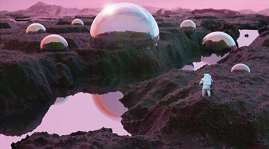 Into the Bubble by Bunkaboy