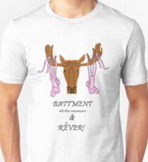Battment & Rever (Black Edition) Unisex T-Shirt
