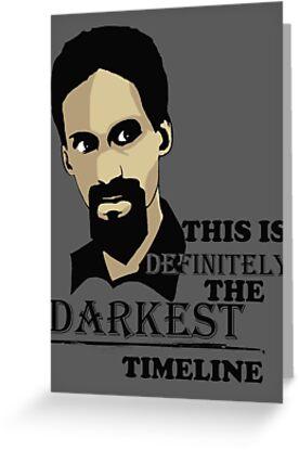 The Darkest Timeline by RileyRiot