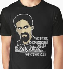 The Darkest Timeline Graphic T-Shirt