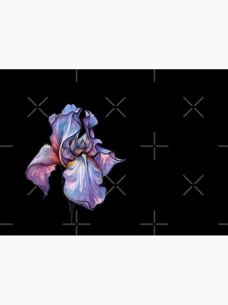 Iris by Elenanaylor
