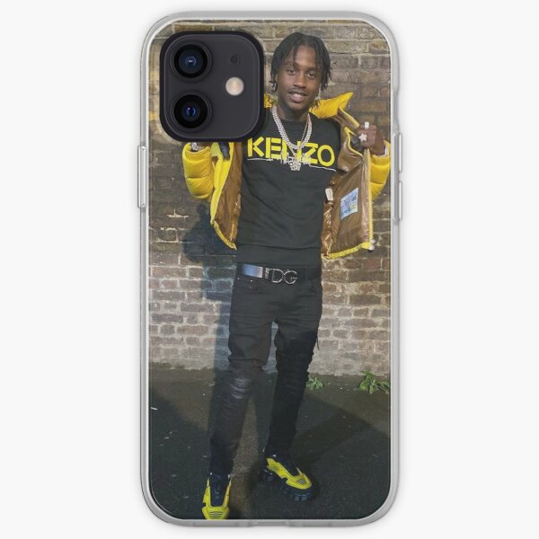 Lil Tjay iPhone Soft Case