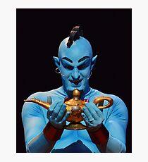 Genie's Lamp Photographic Print