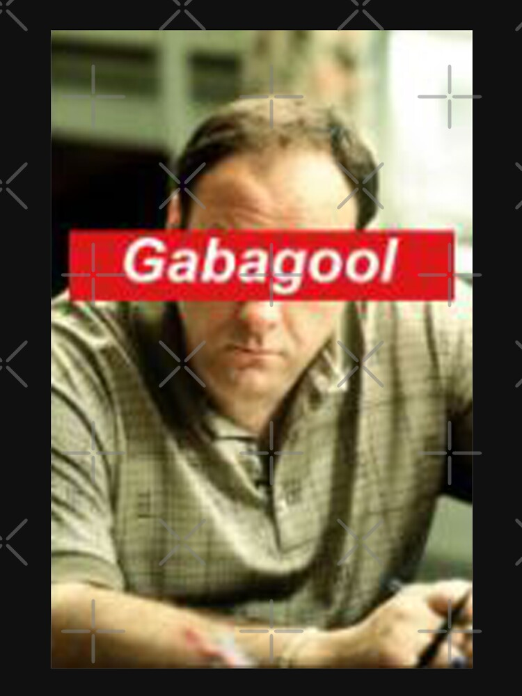 Tony Soprano - Gabagool - It's What's For Dinner  by Moutawib