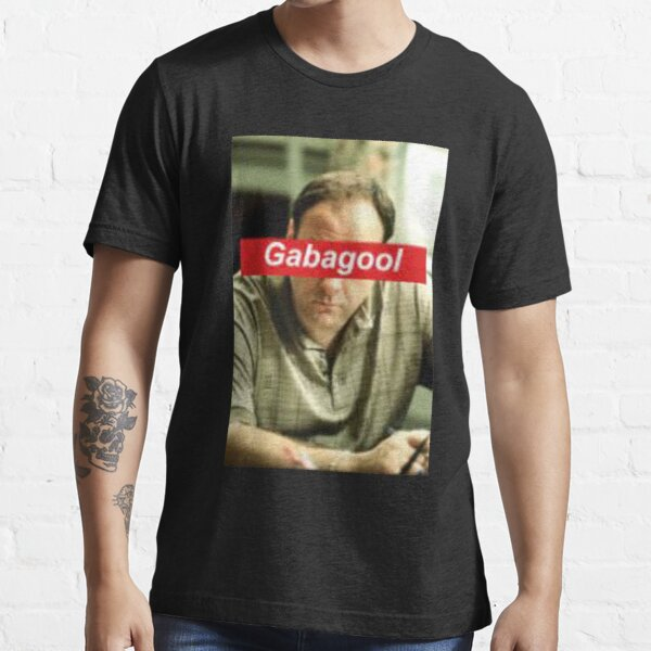 Tony Soprano - Gabagool - It's What's For Dinner  Essential T-Shirt
