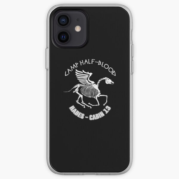 Skeleton Pegasus Cabin Custom version iPhone Soft Case