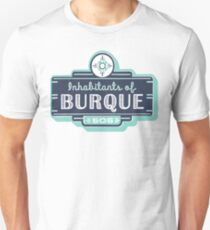 Inhabitants of Burque T-Shirt T-Shirt