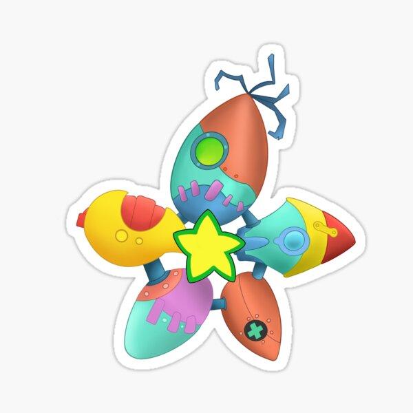Stitch's Wayfinder Sticker