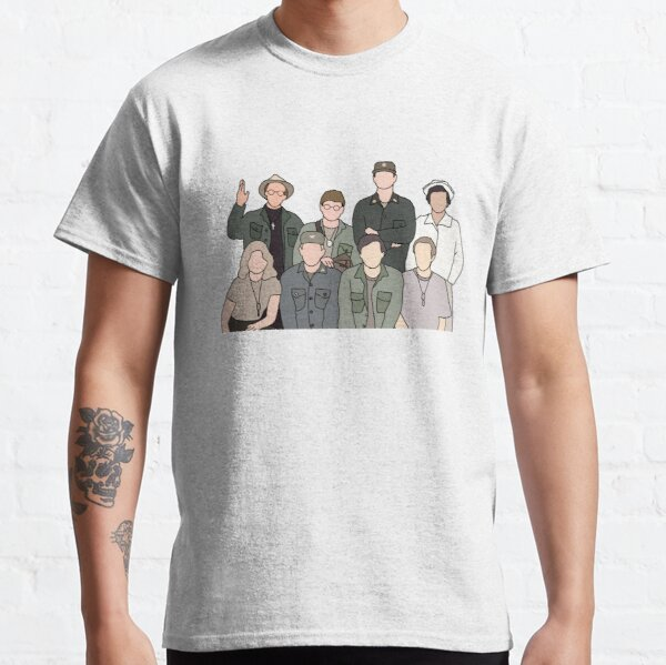m * a * s * h Classic T-Shirt