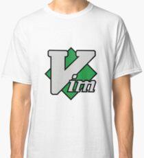 Vim logo Classic T-Shirt