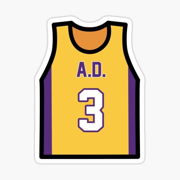 Kobe Bryant Jersey Stickers   Redbubble