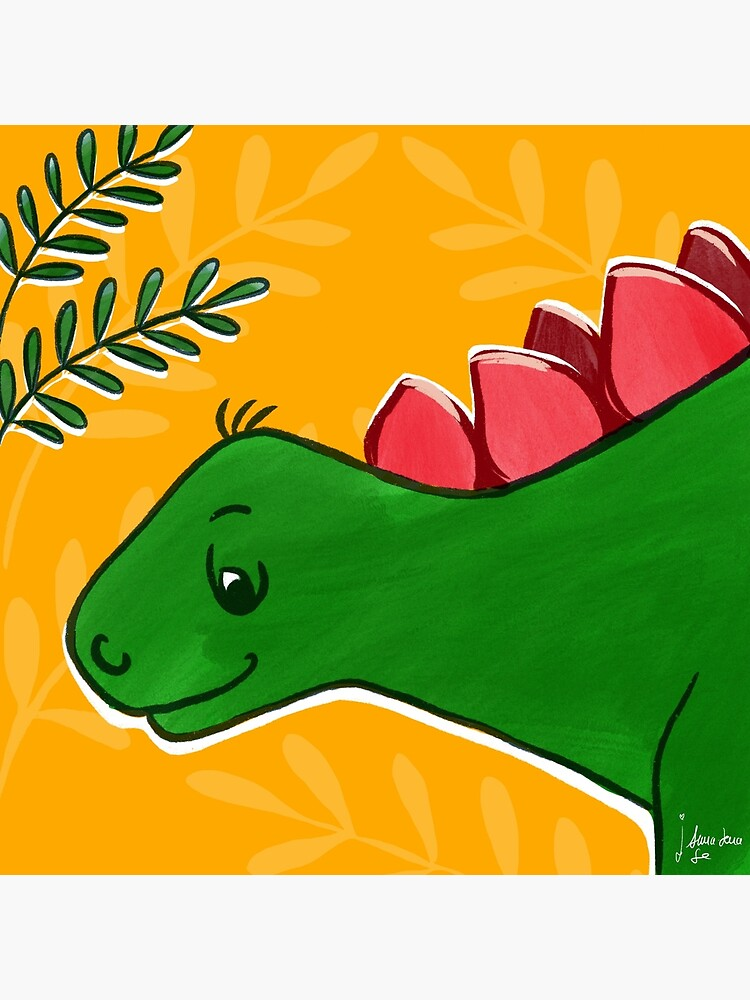 Kleiner Stegosaurus von AnnaSzuecs