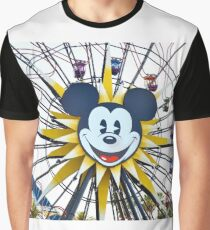 Mickey's Fun Wheel Graphic T-Shirt