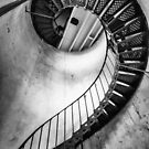 Inside the Lighthouse by dcarphoto