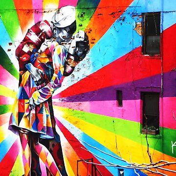 NYC Street Art de NathanTse