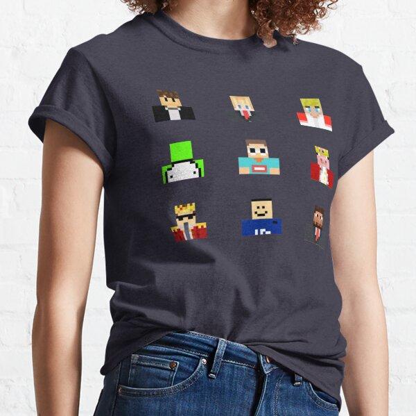 dream smp members Classic T-Shirt