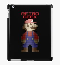 Retro Geek - Mario iPad Case/Skin
