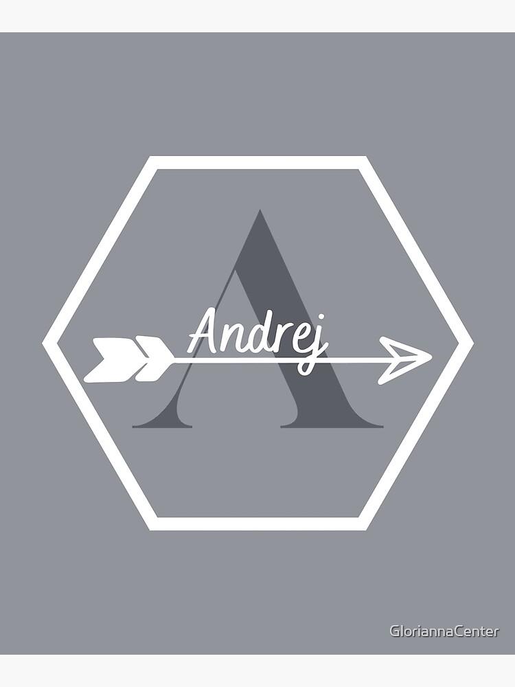 Andrej by GloriannaCenter