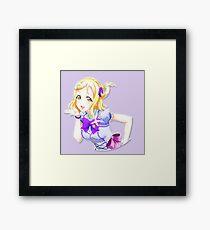 Mari Ohara Framed Print