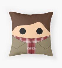 Sam Winchester Throw Pillow