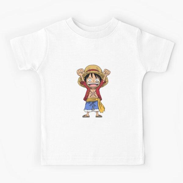 One Piece Luffy Kids T-Shirt