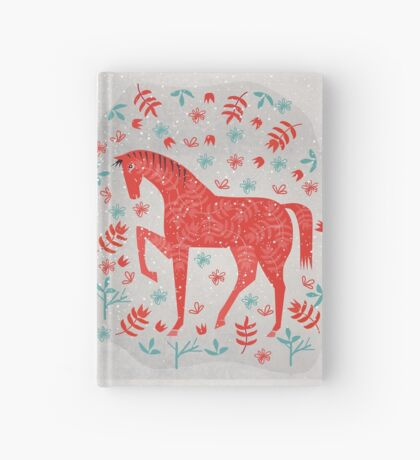 The Red Horse Hardcover Journal