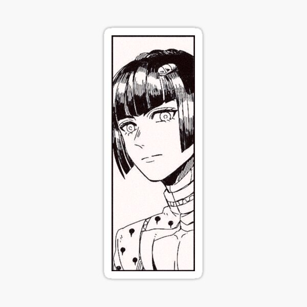 Manga Bruno Sticker