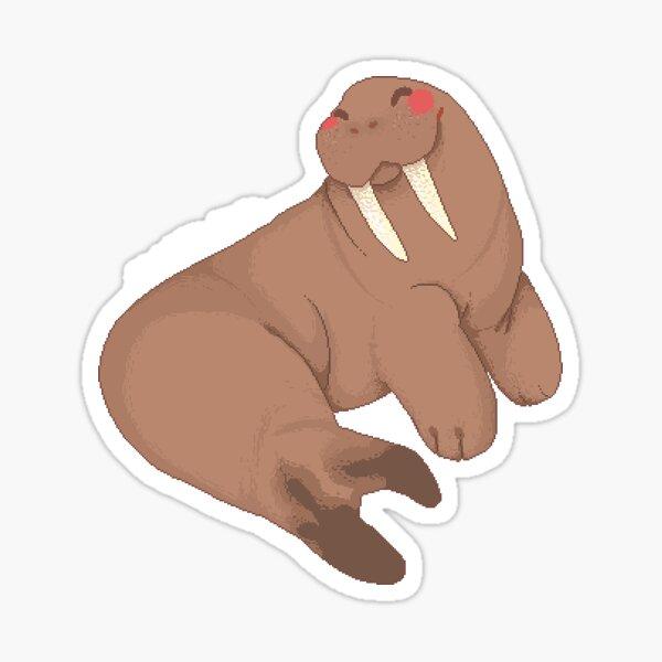 walrus! Sticker