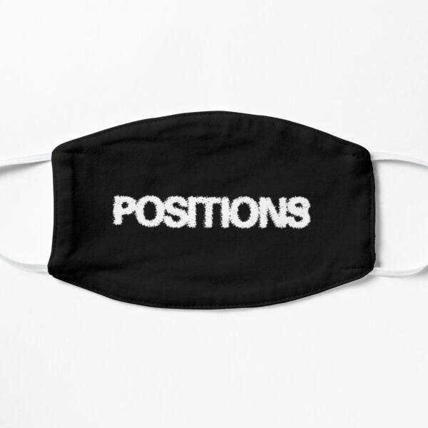 positions floues Masque sans plis