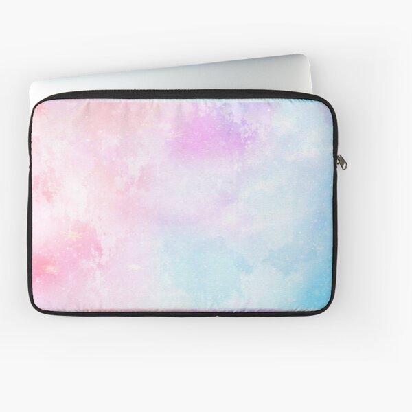 Magical Pastel Galaxy Laptop Sleeve