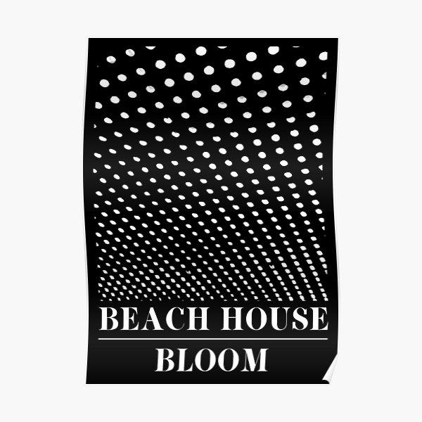 Maison de plage - Bloom Poster