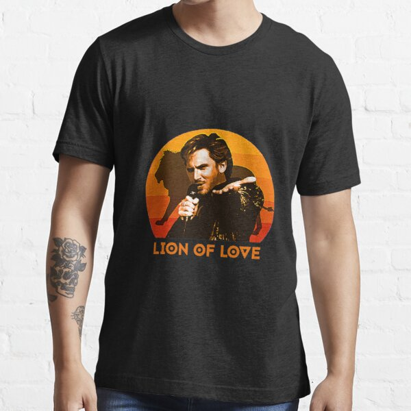 EuroVison Song Contest Fire Saga Lion Of Love T-Shirt Essential T-Shirt