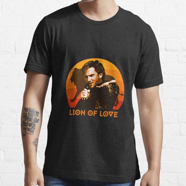 EuroVison Song Contest Fire Saga Lion Of Love Camiseta Camiseta esencial