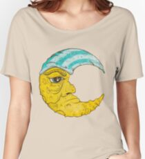 Old Man Moon Women's Relaxed Fit T-Shirt