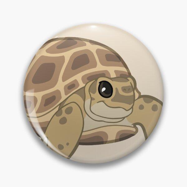 Little Russian Tortoise Pin