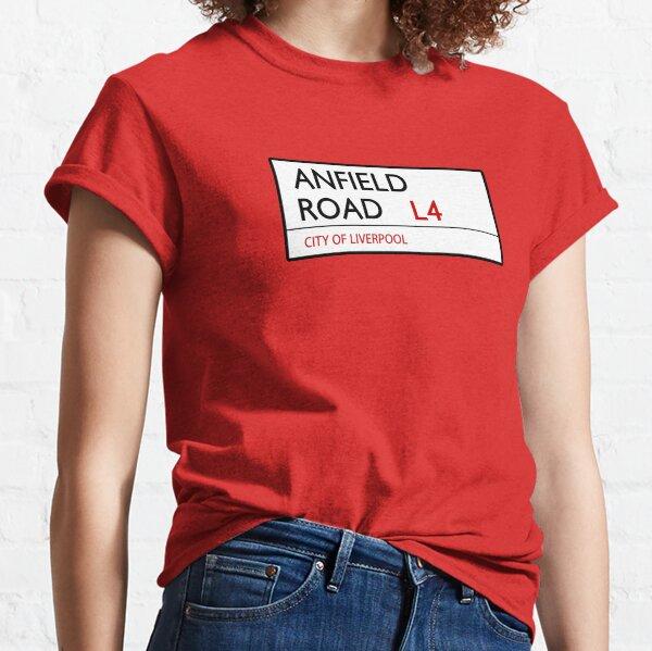 Anfield Road Classic T-Shirt