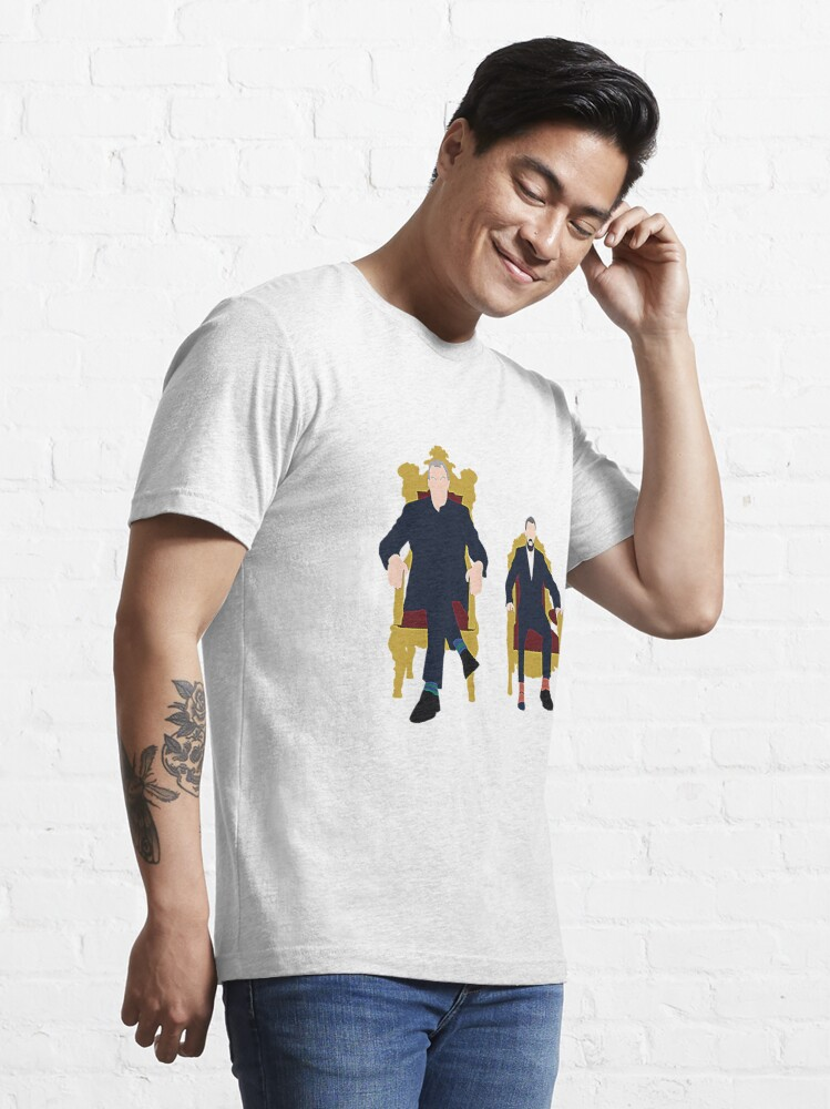 Alternate view of Taskmaster TV Show UK Dave T-Shirt Essential T-Shirt