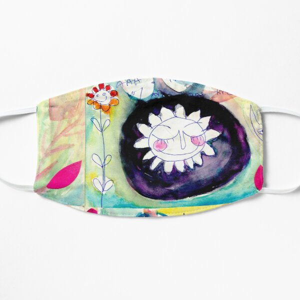 Color Venting Mask