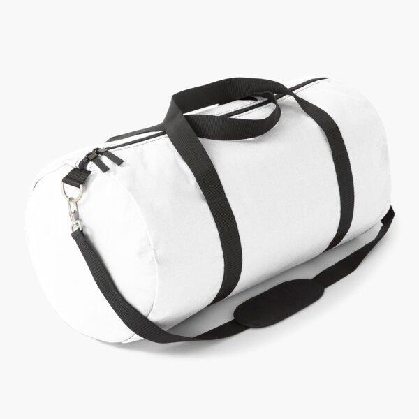 i am not perky The Addams Family image retro black gift art Duffle Bag