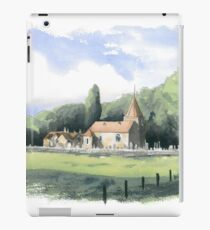 Abbey St. Bathans Old Kirk iPad Case/Skin