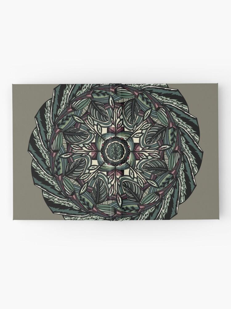 Alternate view of House Plants Mandala Hardcover Journal