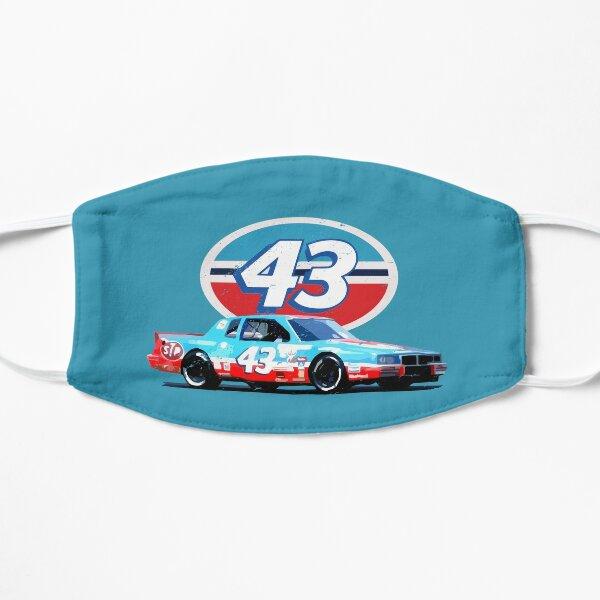 The King Richard Petty 43 Retro Racing  Flat Mask