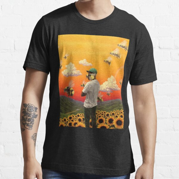 garden flower Tyler, The Creator golf  art gift  Essential T-Shirt