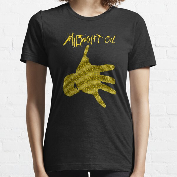 Midnight Oil colour Essential T-Shirt