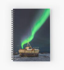 On dry land Spiral Notebook