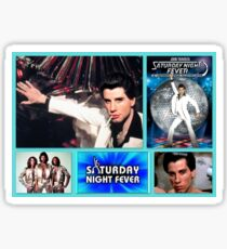 Saturday Night Fever Sticker