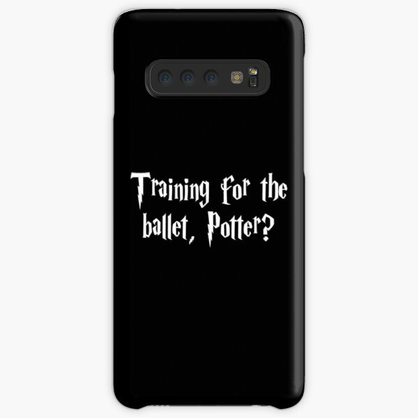 Training for the ballet? Samsung Galaxy Snap Case