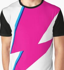Bowie Thunder Graphic T-Shirt
